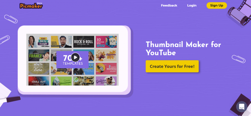 Create A Thumbnail Free With This Tool