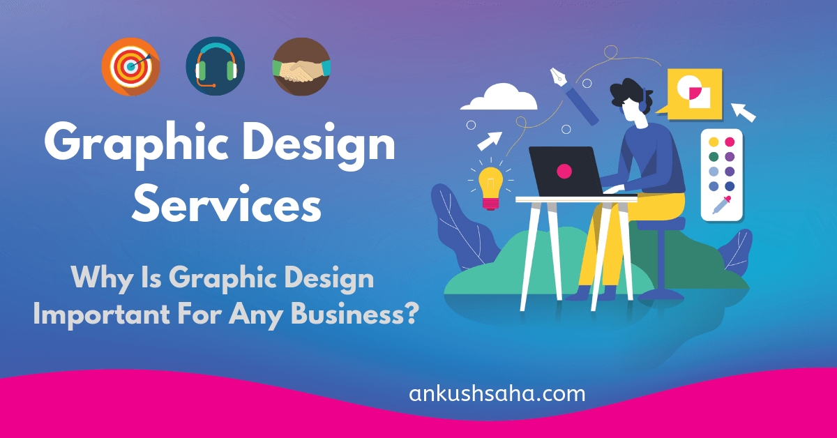 Graphic Design Services Ankush Saha